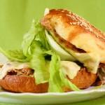 Végh-Pataki Rétesház és Szendvics Mekka: Atlantic szendvics