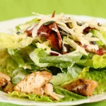Végh-Pataki Rétesház és Szendvics Mekka: Caesar saláta csirkével