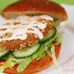 Végh-Pataki Rétesház és Szendvics Mekka: Ropogós csirke burger
