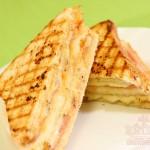 Végh-Pataki Rétesház és Szendvics Mekka: Sonkás-sajtos toast